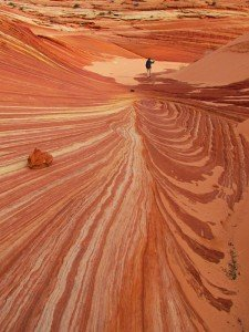 Stone waves of Arizona