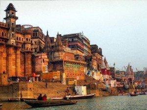 The Varanasi City