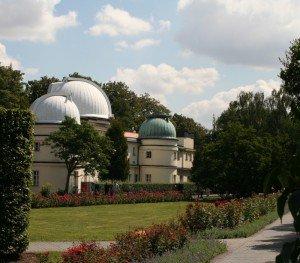 Stefanik Observatory Petrin