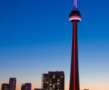 Best attractions, ancient cities, ultramodern places and natural sights in Canada