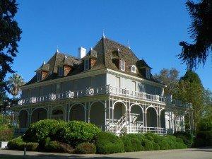 Historic Kearney Mansion