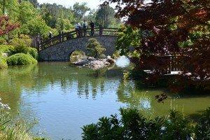 the Shinzen Friendship Garden