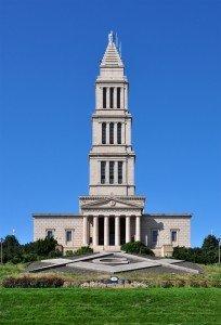 Masonic Temple in Alexandria