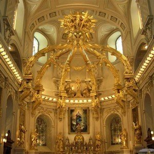 Quebec City Cathedral
