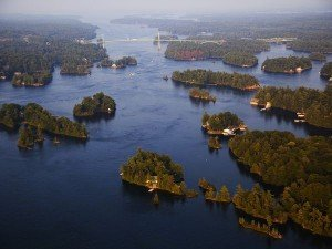 """Thousand Islands"""