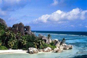 Anse Source D`Argent, Seychelles