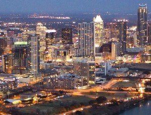 Austin and San Antonio