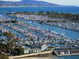 the Dana Point