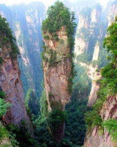 Mount in China Tianjie
