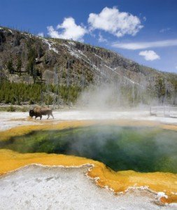 Yellowstone, Wyoming