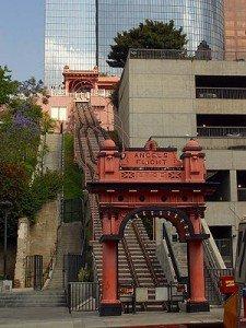 the railway on funicular