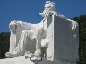 The memorial complex of Abraham Linkoln