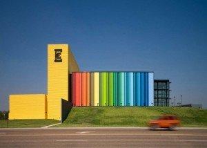 the Fine Arts Center