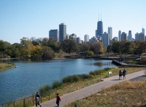 the Lincoln Park