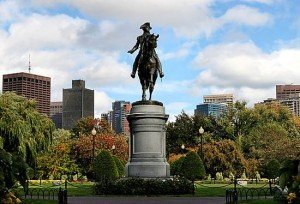 Boston Park Common