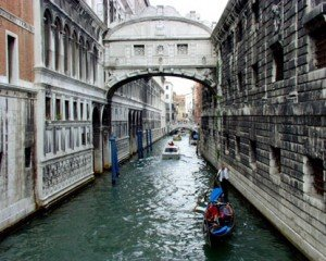 Bridge of Sighs, Venice