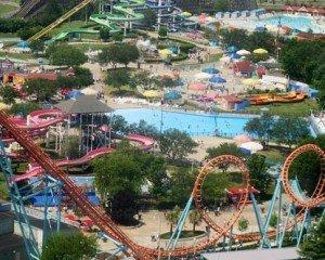 Amusement park Carowinds