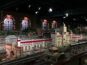 Museum of railway modeling
