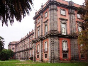 Palazzo di Capodimonte, Naples