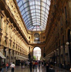 Quadrilatero D'Oro, Milan