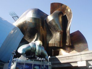 EMP Museum and Science Fiction Museum