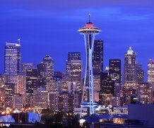 Top-10 places to visit in Seattle