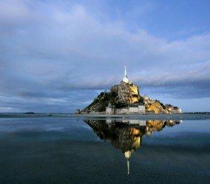 Mont-Saint-Michel, Normandy