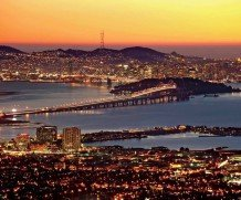 Top-10 Places to Visit in Bay Area