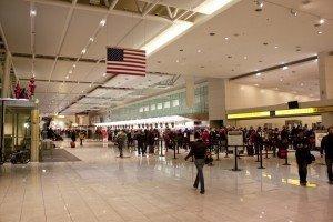 The Baltimore-Washington International Airport