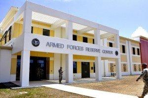 National Guard and Reserve San Juan