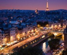Top-10 the most popular places to visit in Paris