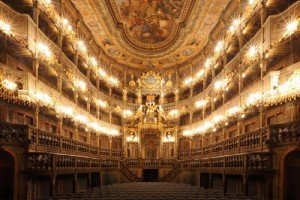 The German opera