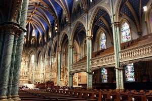 The Cathedral of Our Lady in Ottawa