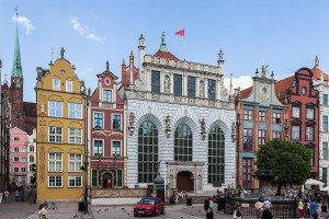The Artus Court, Poland