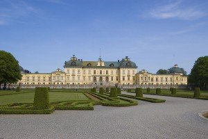 The Castle Drottningholm, Sweden