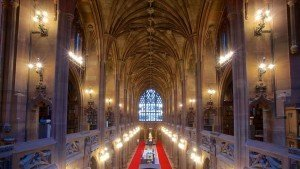 The John Rylands Library, Great Britain