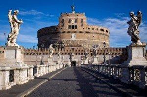 Saint Angel Castle, Italy