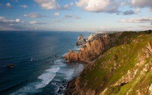 Cape Cabo da Roca, Portugal
