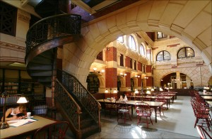 Fisher Fine Arts Library pennsylvania
