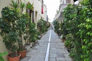 Old town Rethimno
