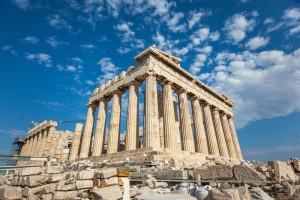 Acropolis of Athen