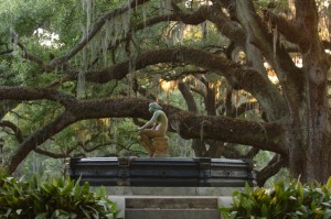 The City Park of New Orleans