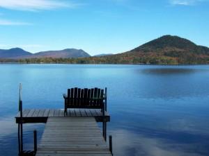 Mushed Lake maine