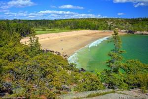 Maine Sand Beach