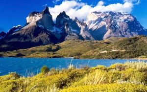 Torres-Del-Paine National Park, Chile