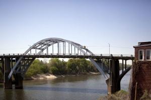 The Edmund Pettus Bridge