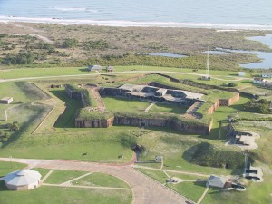 The Alabama Fort Morgan