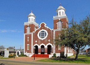 The Chapel of the African Methodical Episcopal Church of Brown