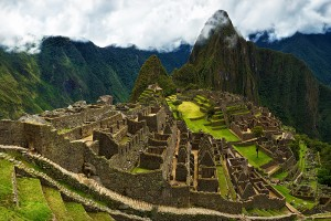 Machu Picchu or The Lost City of the Incas