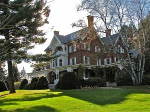 George Perkins Marsh Boyhood Home
